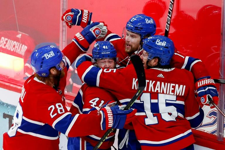 Anderson scores in OT, Canadiens take 2-1 series lead