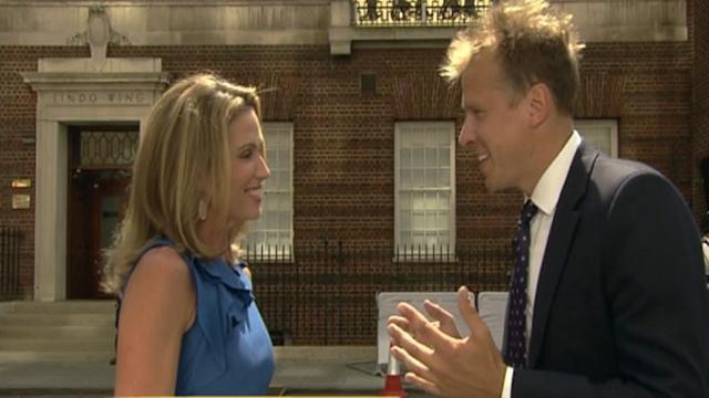 Getty Images Royal Photographer on Pressure of Royal Birth