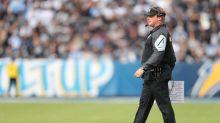 Los Raiders sí jugarán el domingo contra los Buccaneers