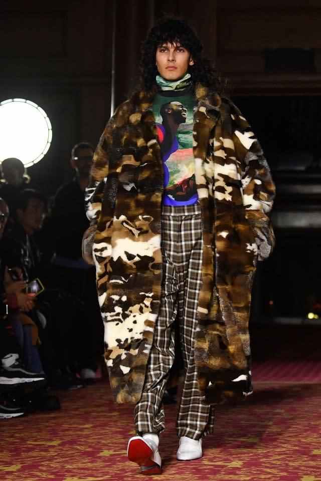 Young Designers Take Pride Of Place At London Fashion Week Men S
