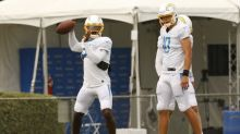 Tyrod Taylor's chances for success lean heavily on Chargers' offensive line
