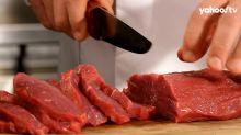 Cara menyimpan: Daging sapi