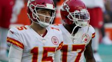 Arrowheadlines: Patrick Mahomes could propel receiver to win Rookie of the Year