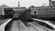 'London Necropolis Railway', la curiosa línea de ferrocarril creada para trasladar cadáveres al cementerio más grande del planeta