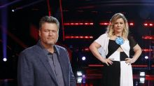Blake Shelton blasts 'Voice' rival Kelly Clarkson's 'American Idol' past: 'That show was canceled!'