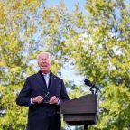 Teen with van full of guns had checklist to 'execute' Joe Biden, authorities say