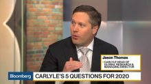 Carlyle Group's Five Things to Watch in 2020