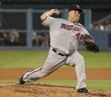 Bartolo Colon has now pitched to Cody Bellinger and Cody's father