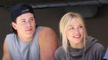 Cassie Randolph and Rumored Boyfriend Brighton Reinhardt Spend Time With Her Family