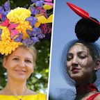 Behold, the Most Magnificently Insane Hats from 2017's Royal Ascot