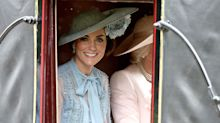 Kate Middleton Wore a Gorgeous Blue Elie Saab Dress at Day 1 of the Royal Ascot