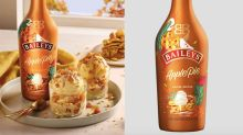 Baileys launches new limited edition Apple Pie liqueur and it's the perfect autumn/winter tipple