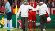 Foot - C1 - Bayern - Jérôme Boateng (Bayern Munich) touché à la cuisse gauche contre le Real Madrid
