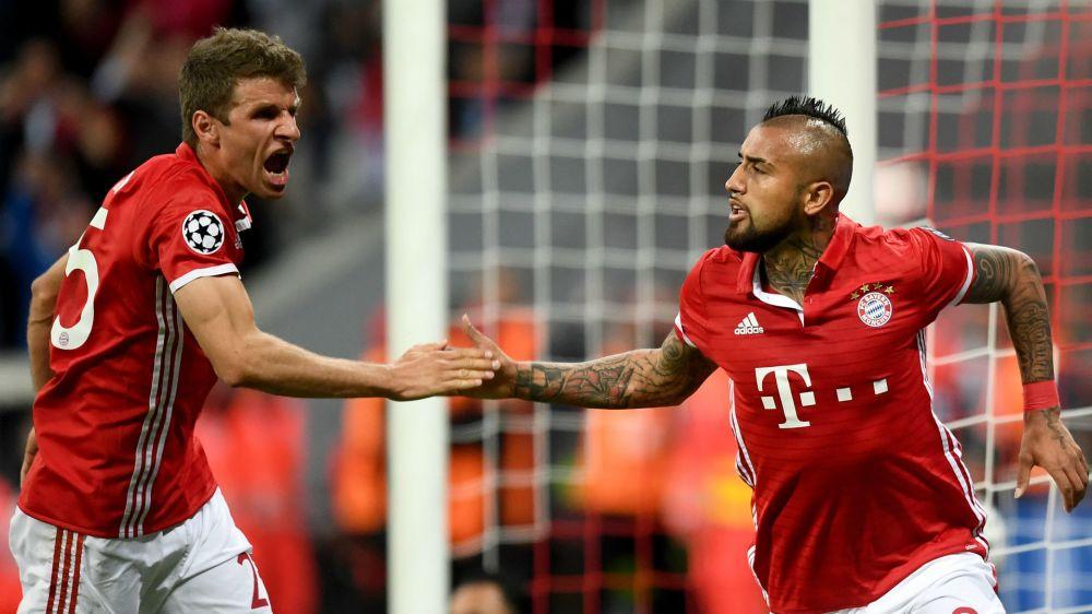 Bayern Munich, Vidal espère une finale contre la Juve