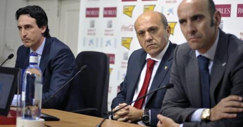 Foot - L1 - PSG - Monchi espère qu'Unai Emery va rester au PSG, et ne pense pas reformer son duo avec lui à la Roma