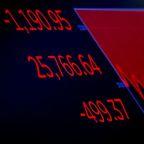 Wall Street selloff deepens on pandemic fears