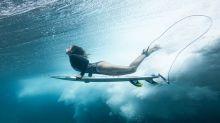 Maya Gabeira: 'Por que voltei a surfar as ondas que quase me mataram'