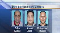 State Attorney General charges three men with election fraud