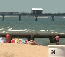 Woman Infected with Flesh-Eating Bacteria at Virginia Beach