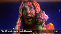 Top 10 Iconic Horror Movie Moments