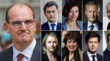 Remaniement: voici les 31 visages du gouvernement de Jean Castex