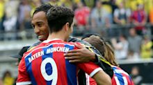 Lewandowski happy to see Aubameyang stay at Dortmund