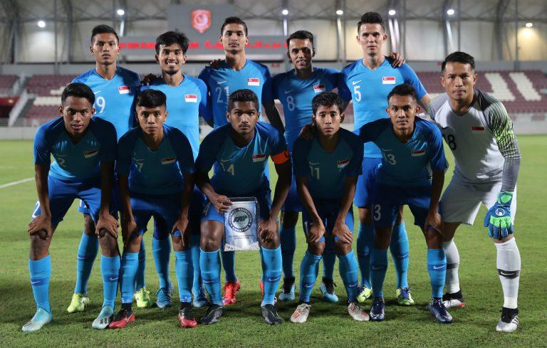 Lions fall 0-2 to Asian champs Qatar in international friendly