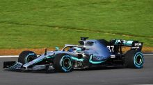 New season, new color for Axalta and Mercedes-AMG Petronas Motorsport