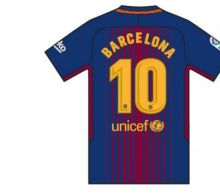 Barcelona to wear commemorative shirts in tribute to victims of attacks