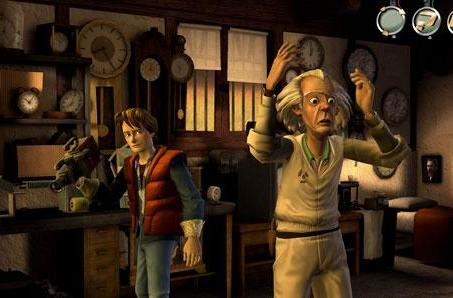 First Back to the Future episode free for a limited time on PSN