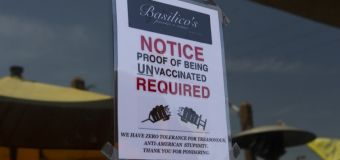 L.A. restaurant only wants unvaccinated diners