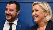 Europee, Le Pen annuncia comizio con Salvini in Italia a febbraio