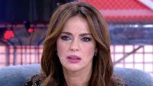 """Olga: """"Si Antonio David y yo nos separamos me quedo con su hijo"""""""