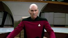 Is a Patrick Stewart Star Trek reboot in development?