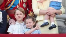 Here's what Prince George, Archie and Princess Charlotte will look like in 20 years, according to this cosmetics site