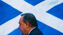 Alex Salmond says an independent Scotland should not immediately pursue full EU membership