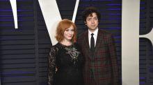 'Mad Men' actress Christina Hendricks files for divorce