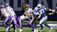 Vikings' Kirk Cousins has (another) day to forget