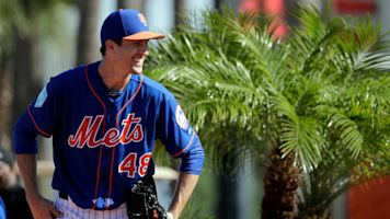 DeGrom extension may signal new era for Mets