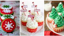 25 Christmas Cupcakes for the Sweetest Holiday Ever