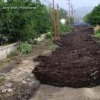 Millions on alert for flash flooding on West Coast