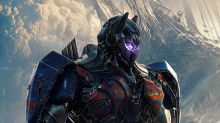 Transformers: The Last Knight poster warns fans to 'rethink your heroes'