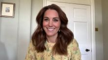 Viewers praise 'relatable' Duchess of Cambridge as she discusses homeschooling three young royals in television interview