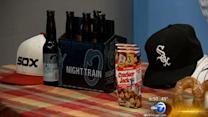 Baseball Fare & Beer