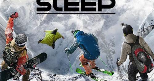 Tous sports - Jeux vidéo - La luge devient la cinquième discipline sportive de Steep
