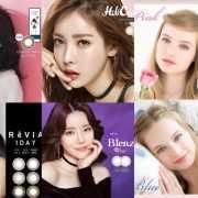 台日韓女孩都愛混血兒隱眼!最新話題是它:JILL STUART x 日本SEED聯名