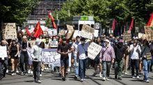 George Floyd : les manifestations de soutien se multiplient en Europe