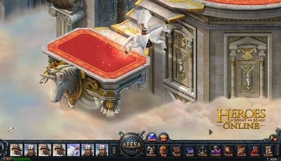 Heroes of Might and Magic Online beta announced