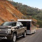 2020 Chevrolet Silverado HD Pickups Offer More Towing Capacity and a New Gasoline Engine