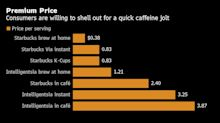 Coffee Snobs Are Shelling Out $3.25 for a Jolt of Instant